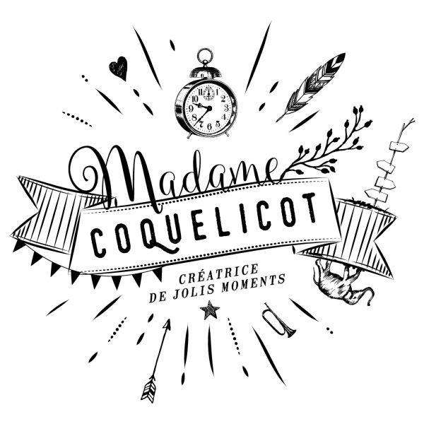 Madame Coquelicot Logo